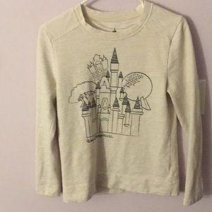 Walt Disney World Parks Sweatshirt, size XS